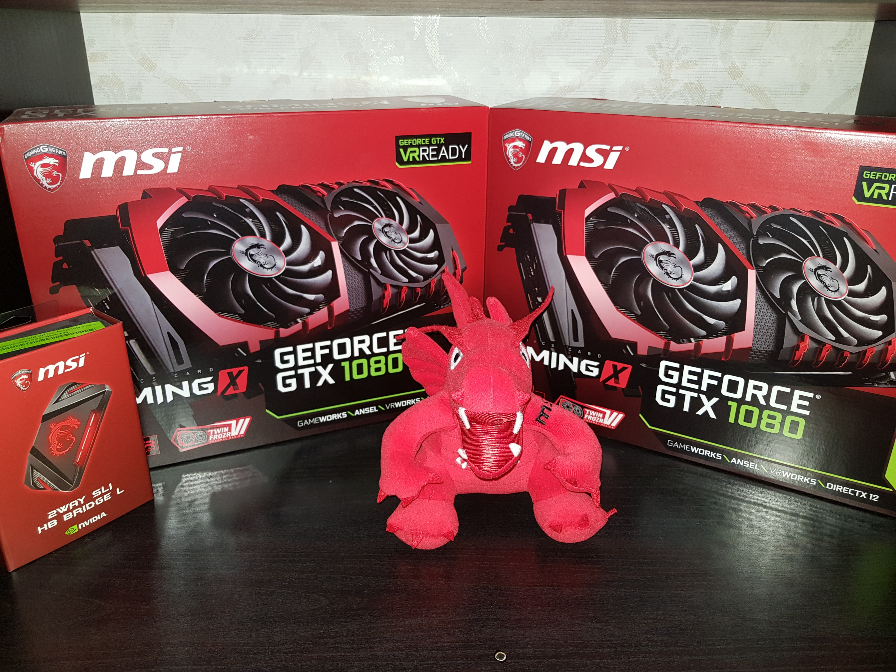 Dragon @ old GTX 1080