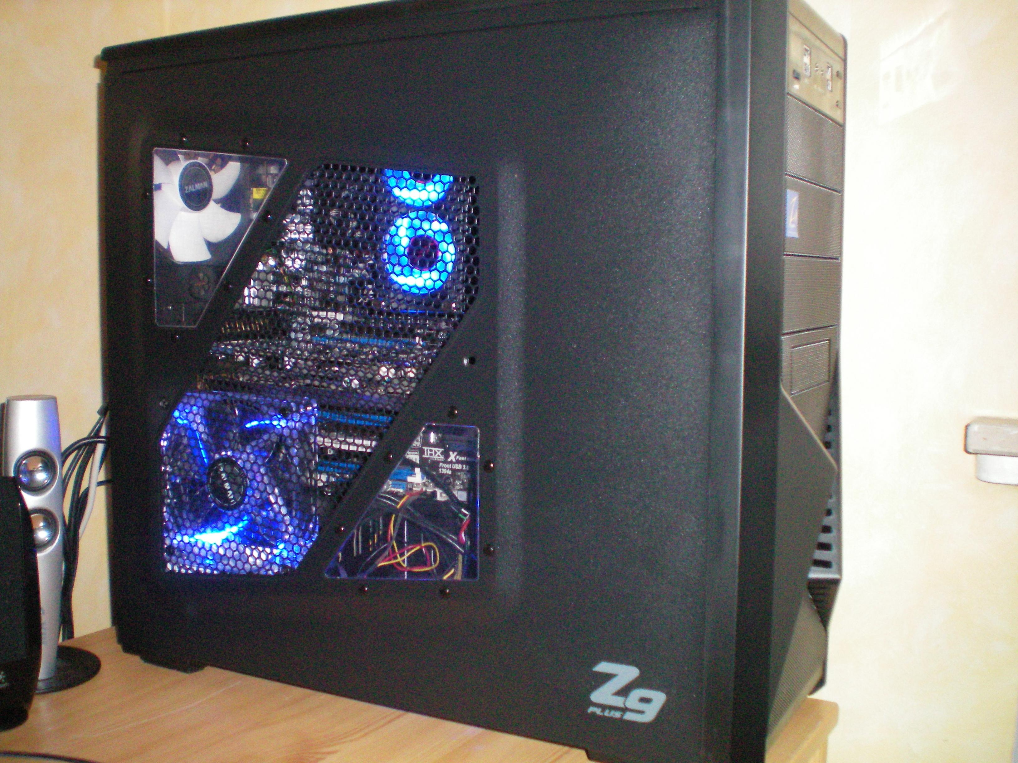 MY gamer pc