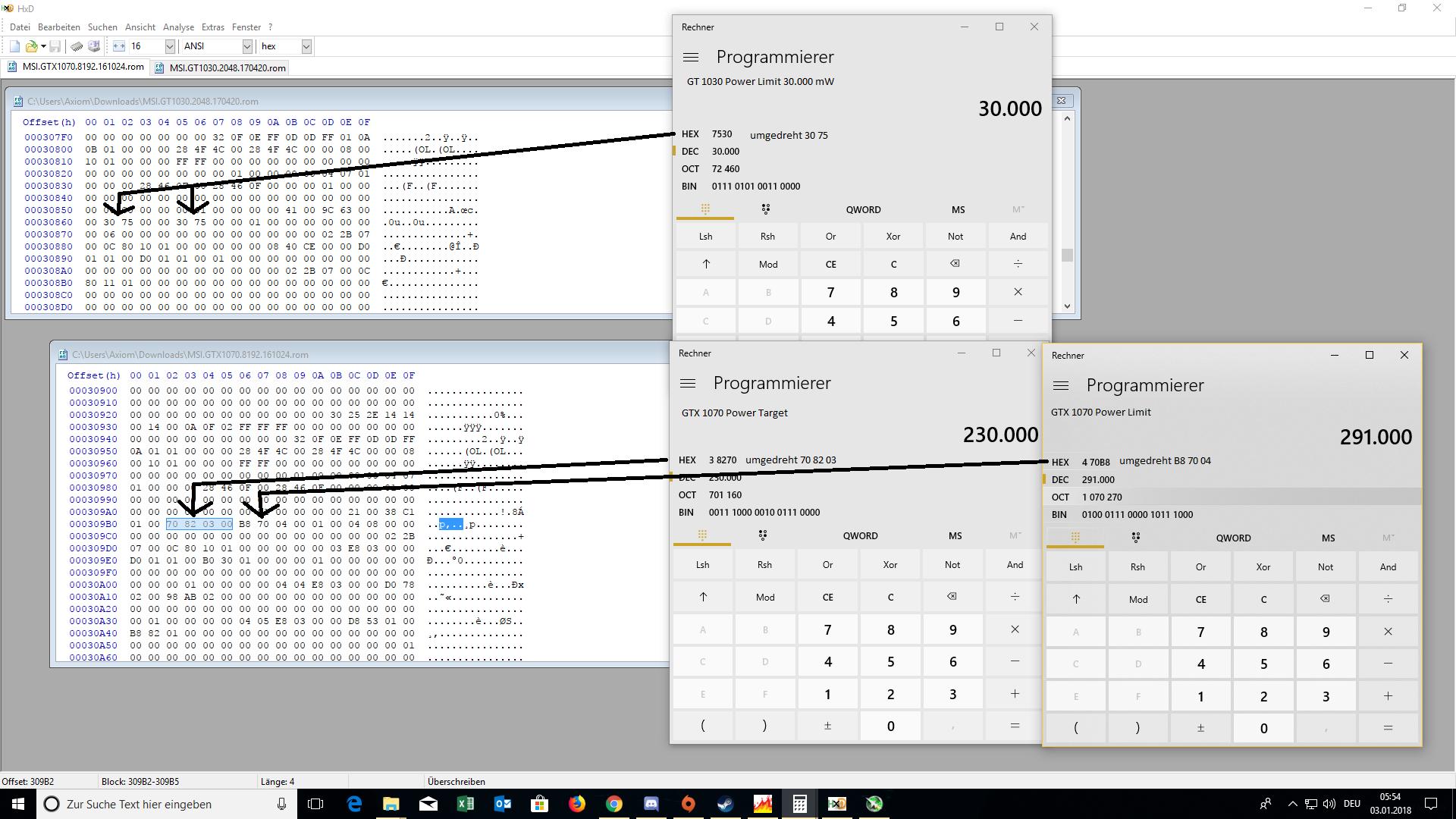 Klicken Sie auf die Grafik für eine größere Ansicht  Name:1030-1070hexpower.png Hits:380 Größe:297,1 KB ID:983687
