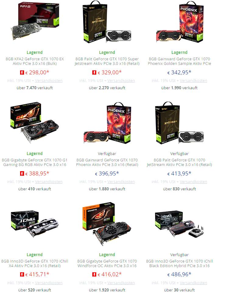 Nvidia Next-Gen-GPU Ampere: Angeblich 2020 von Samsung im 7-nm-EUV