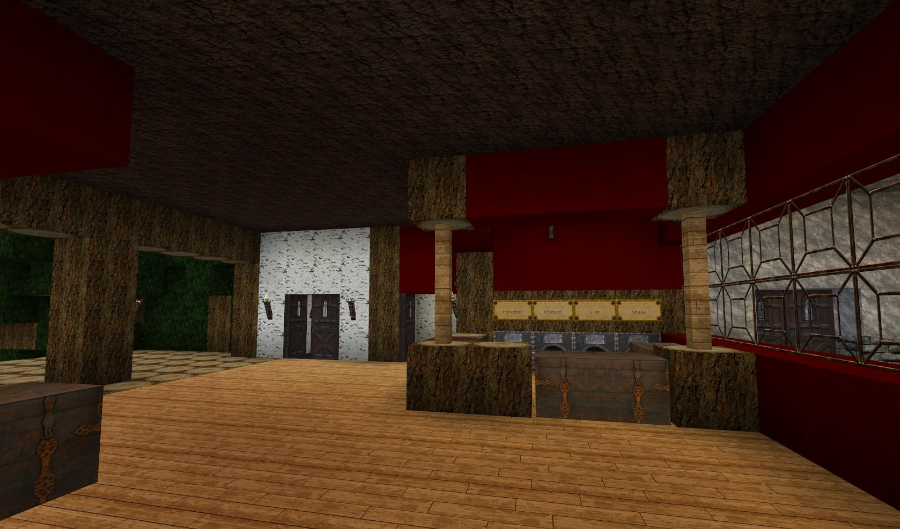 Minecraft bilder thread seite 33 for Schlafzimmer minecraft