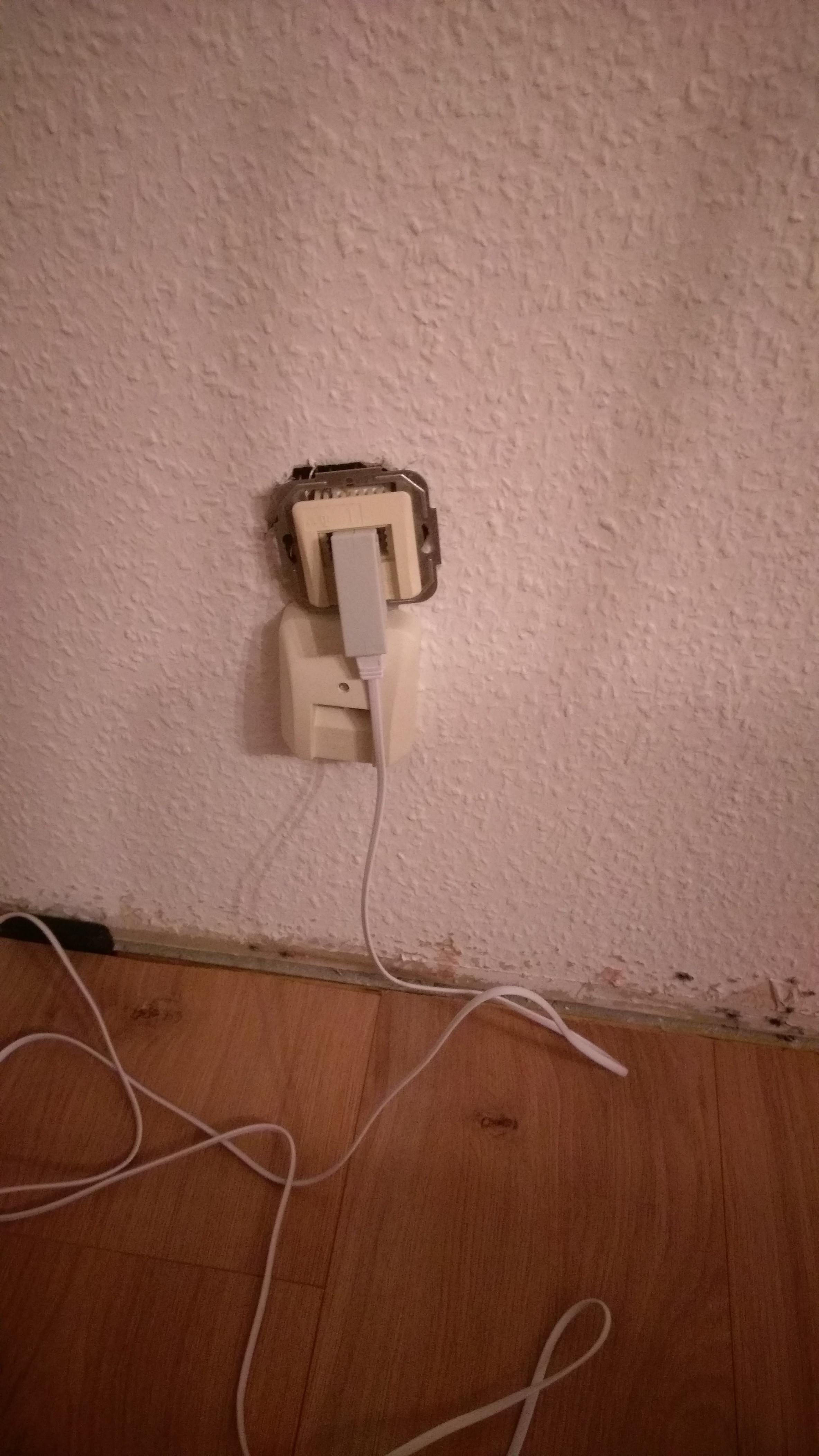Hilfe bei VoIP Einrichtung, Verkabelung?