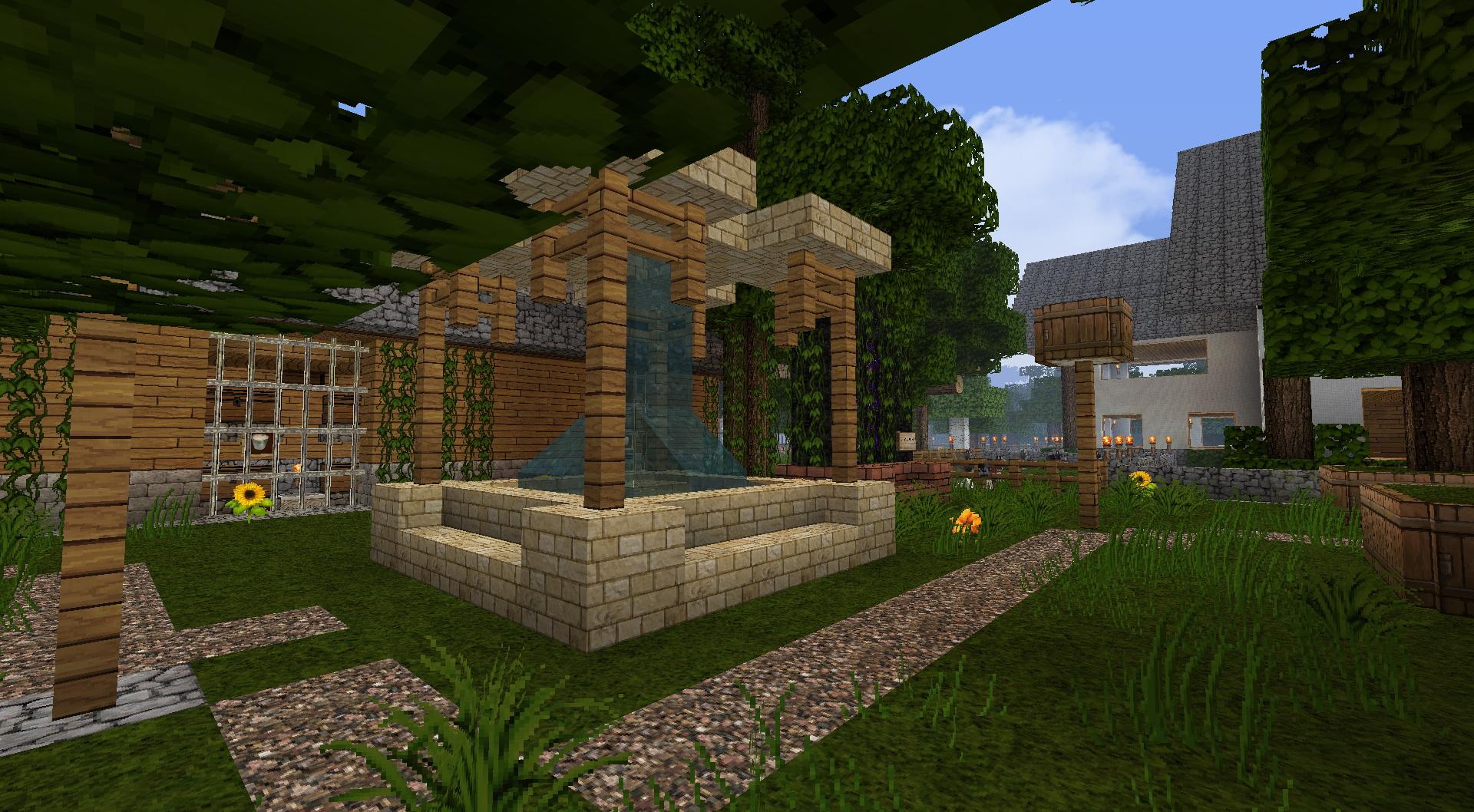 MinecraftBilder Thread Seite - Minecraft haus bauen grob