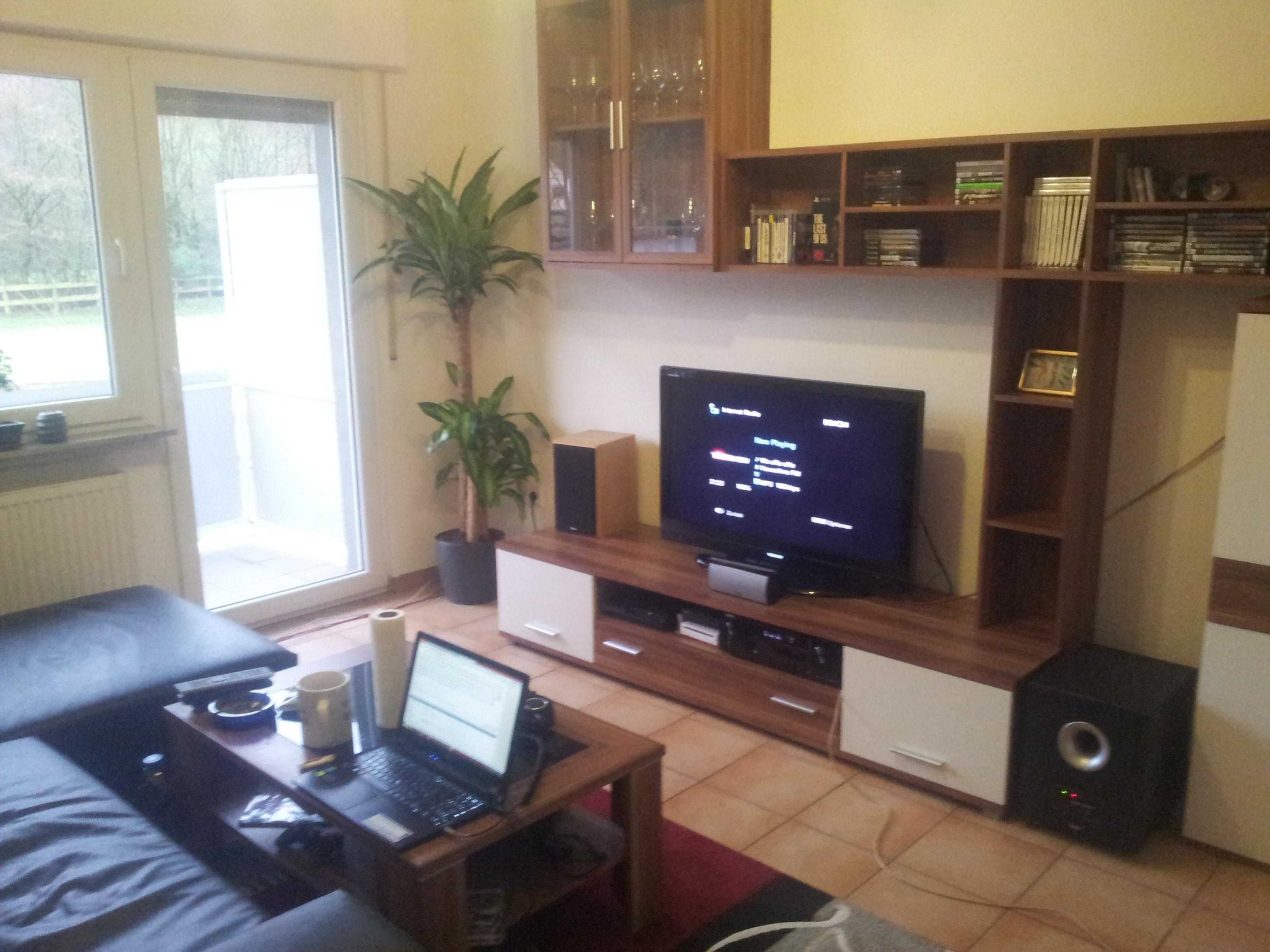 s] 5.1 surround hifi anlage fürs wohnzimmer gesucht. bis 500€, Wohnzimmer