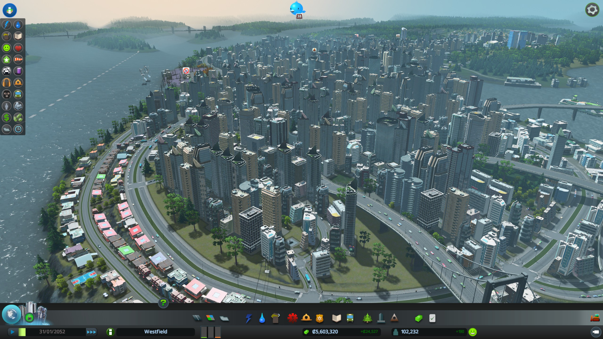 Sammelthread cities skylines seite 32 for Us city skylines photos