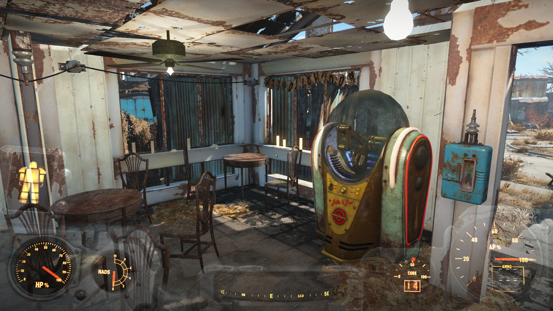 Fallout  Mod Unlimited Building