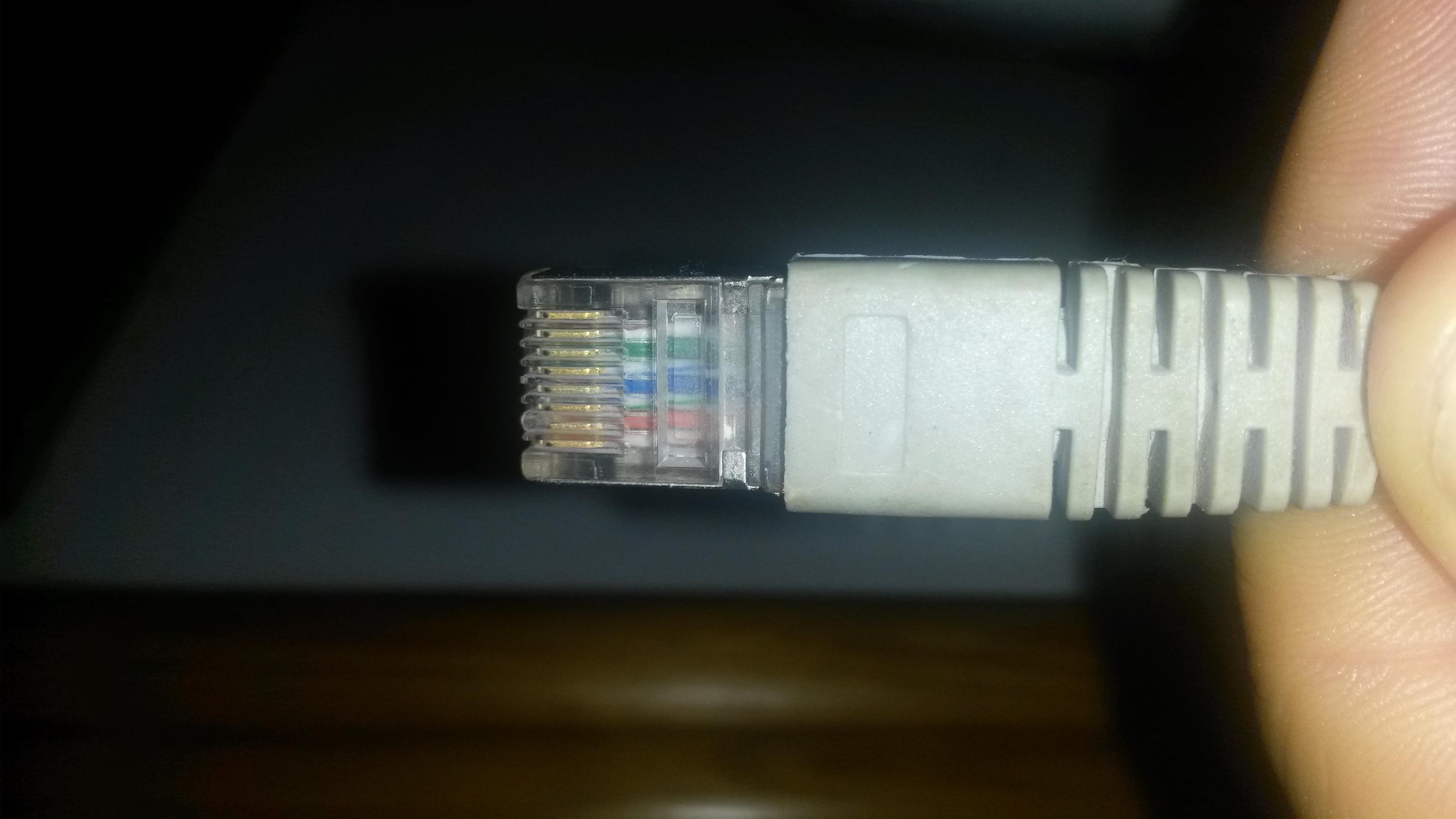 Fantastisch Ethernet Kabel Schaltplan Anleitung Zeitgenössisch - Der ...