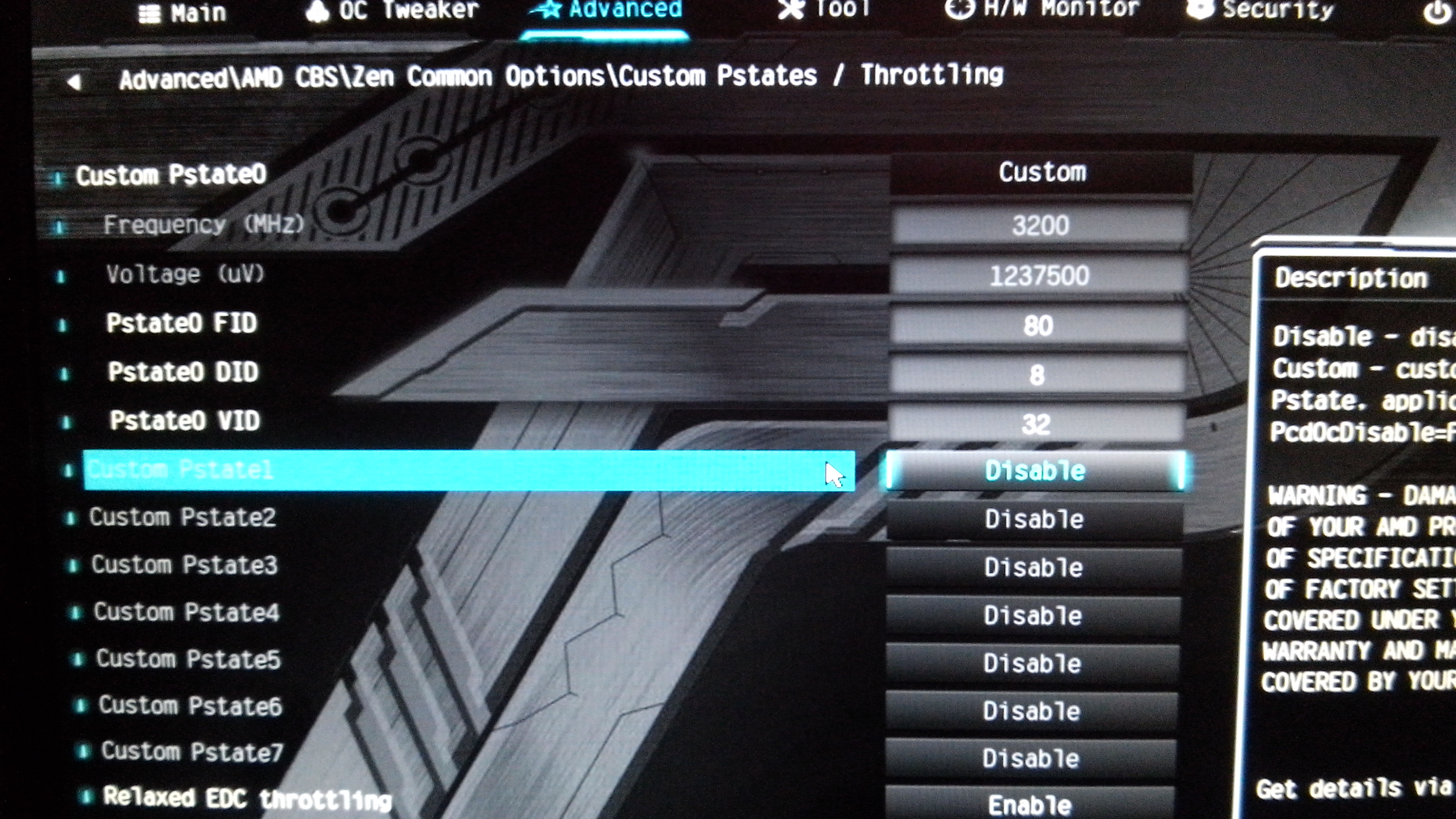 AMD Ryzen 5 1600 freezed / ASRock AB350M Pro 4