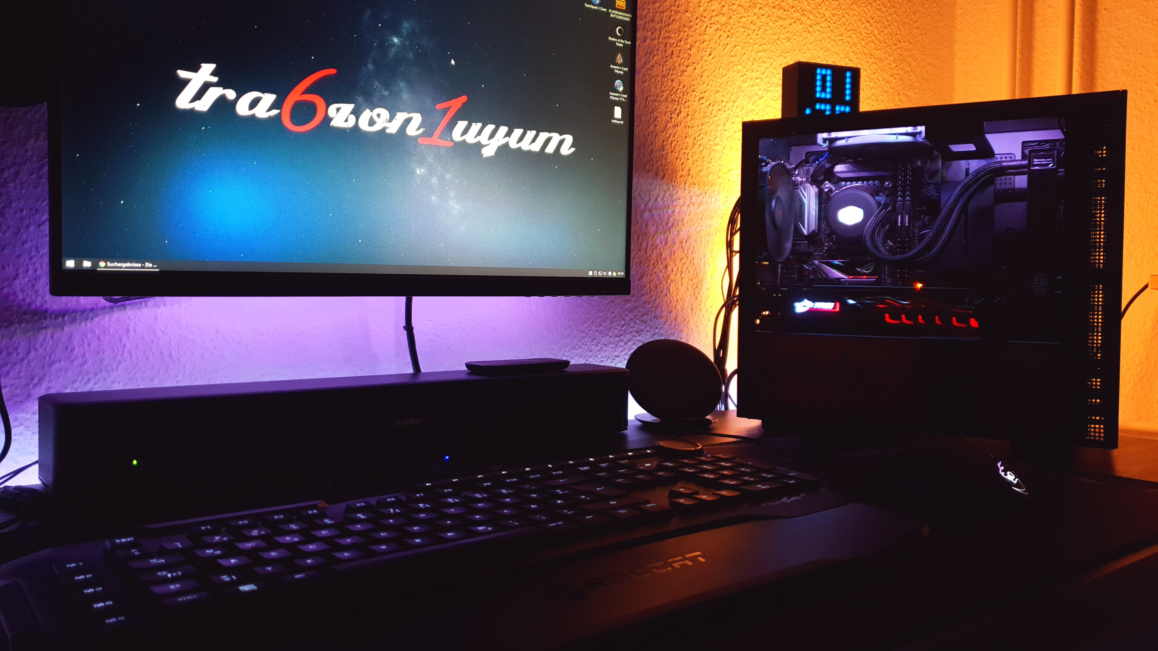 [aktuell] Mein Gaming Build 2019