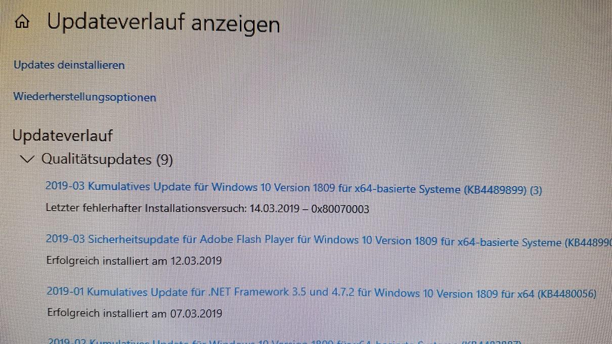 Windows 10 Der Letzte Dreck