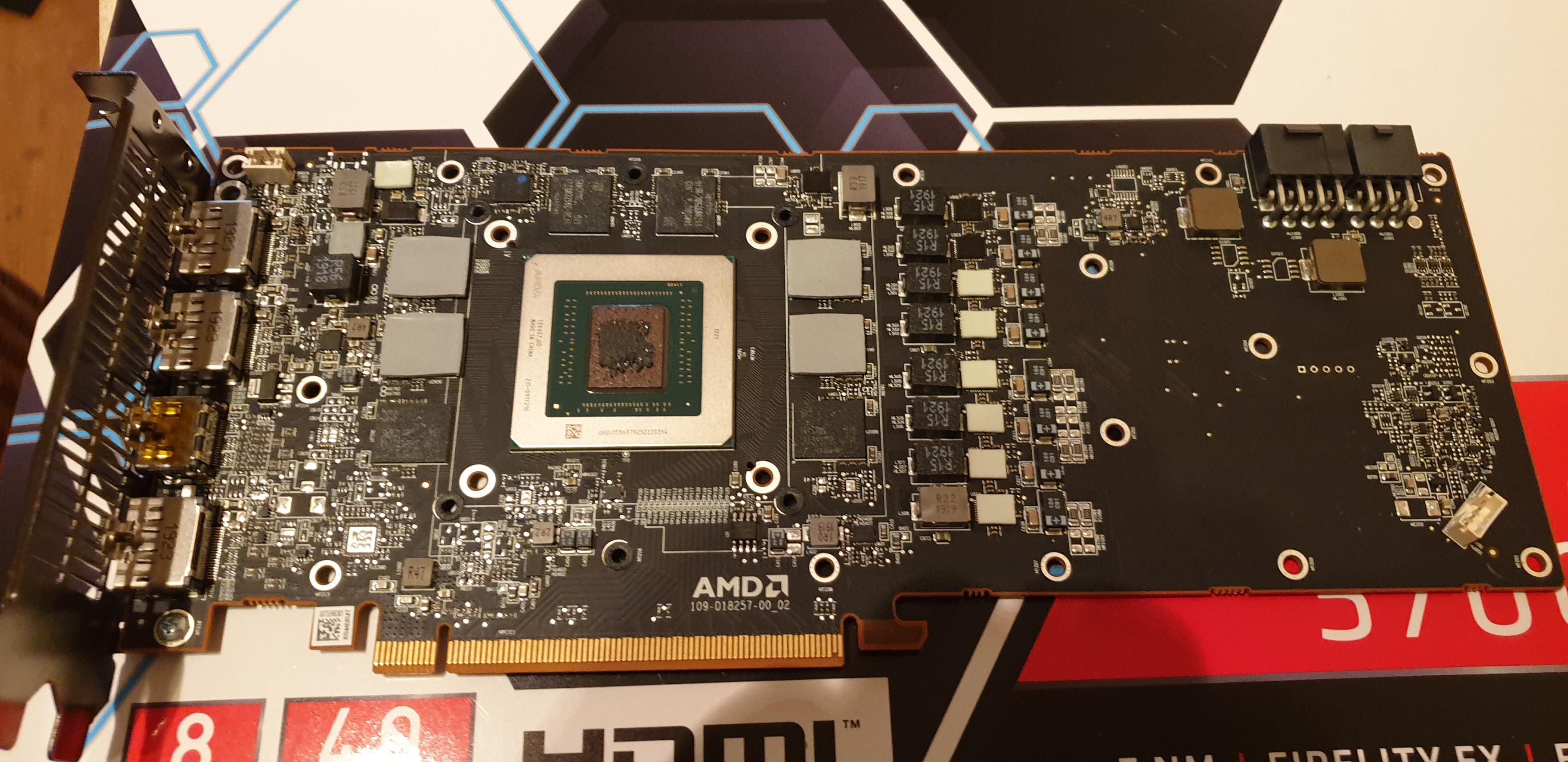 RX 5700 XT mit Accelero Xtreme IV*(Wärmeleitpads)?