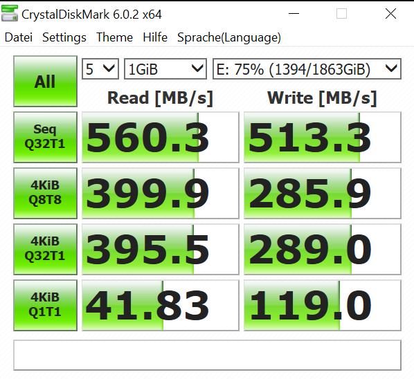 Klicken Sie auf die Grafik für eine größere Ansicht  Name:2020-05-24 13_52_50-CrystalDiskMark 6.0.2 x64.png Hits:80 Größe:77,0 KB ID:1090130