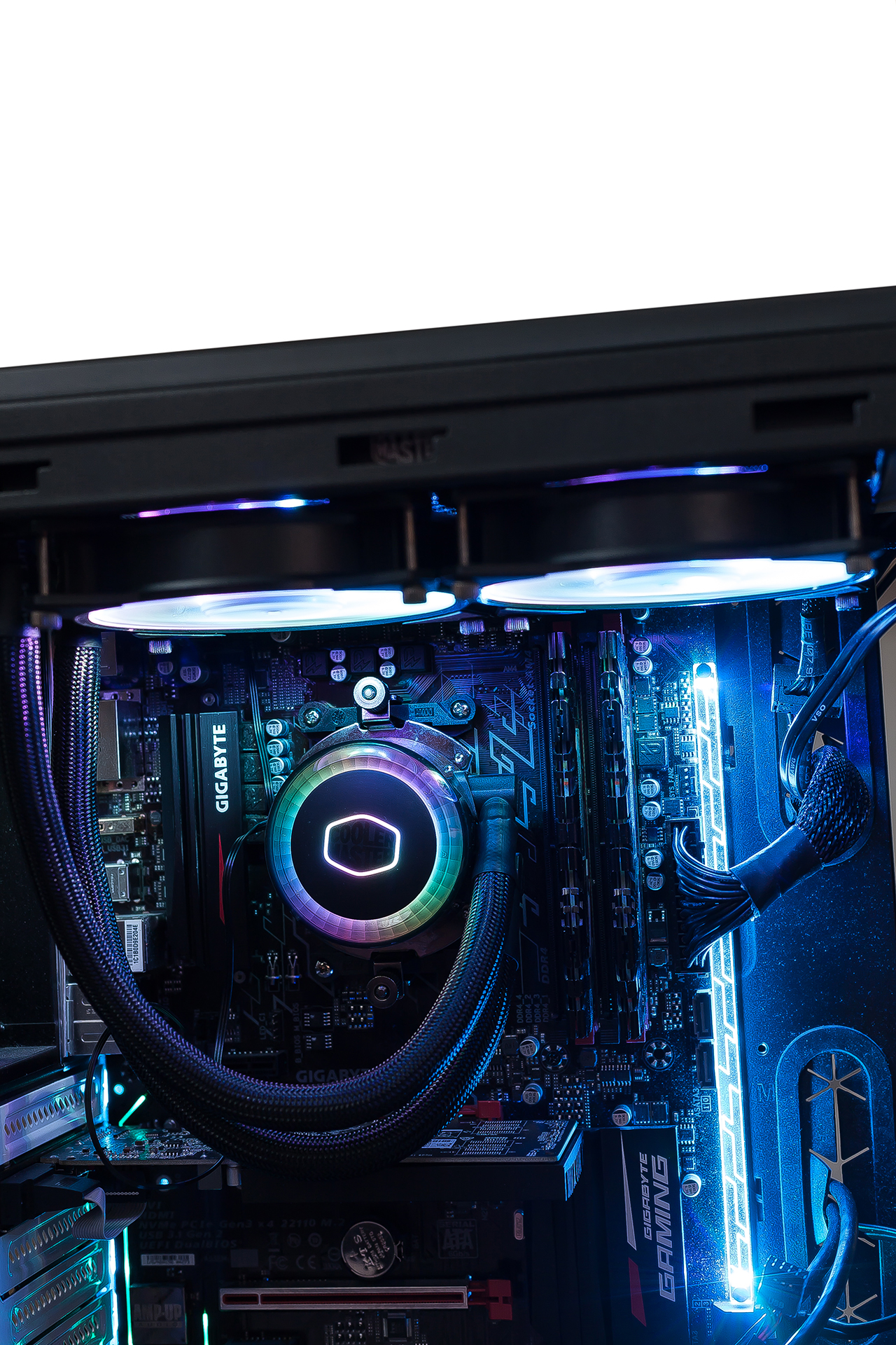 24 Cooler Master MasterLiquid ML240R ARGB