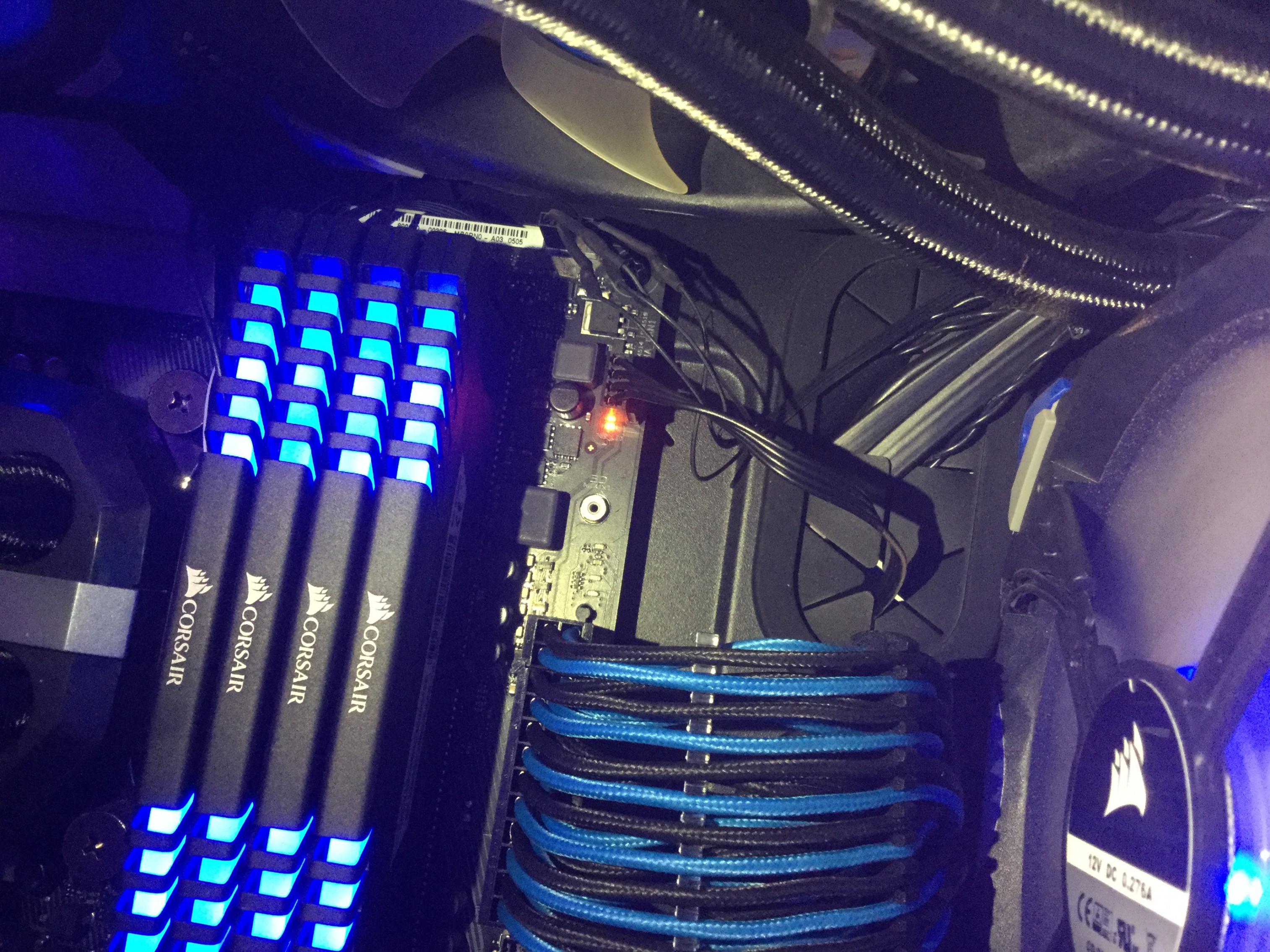 Hilfe zu RGB-LEDs und Asus Aura