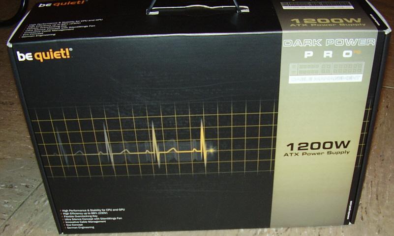 Be Quiet P8 1200 Watt