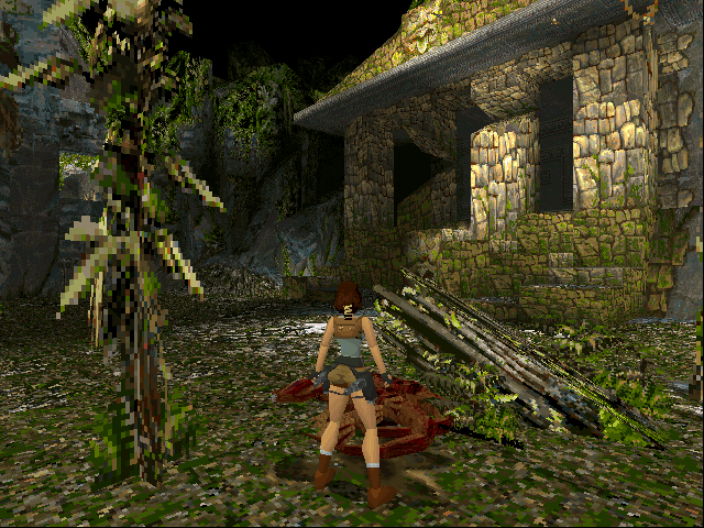 Klicken Sie auf die Grafik für eine größere Ansicht  Name:380229-tomb-raider-dos-screenshot-ancient-ruins.png Hits:39 Größe:154,0 KB ID:996864