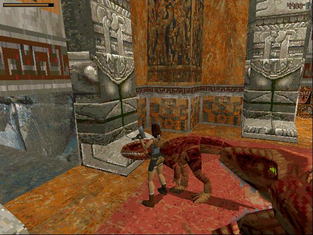 Klicken Sie auf die Grafik für eine größere Ansicht  Name:380231-tomb-raider-dos-screenshot-when-raptors-rush-in.png Hits:36 Größe:93,7 KB ID:996865