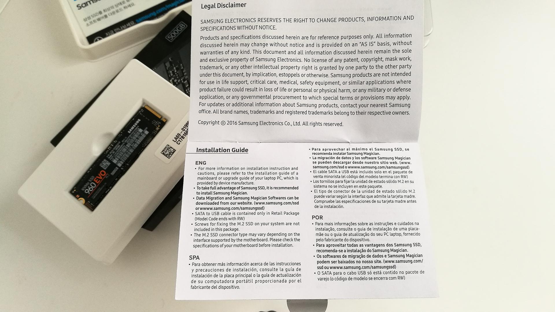 Lesertest Samsung 960 EVO 500GB by eXilitY (8)