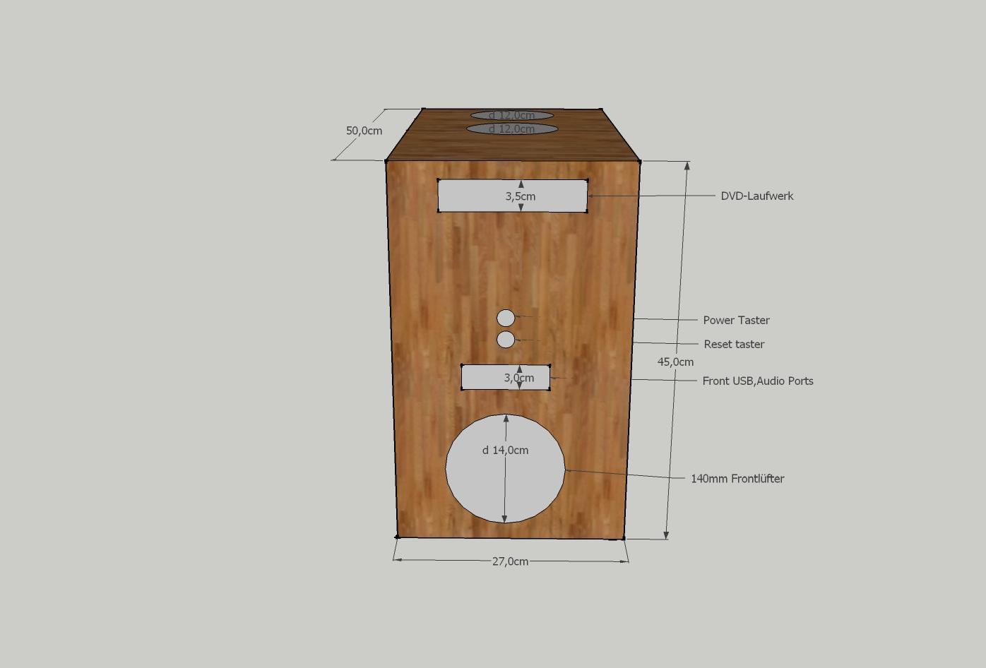 neues case selber bauen nieten oder schrauben seite 2. Black Bedroom Furniture Sets. Home Design Ideas