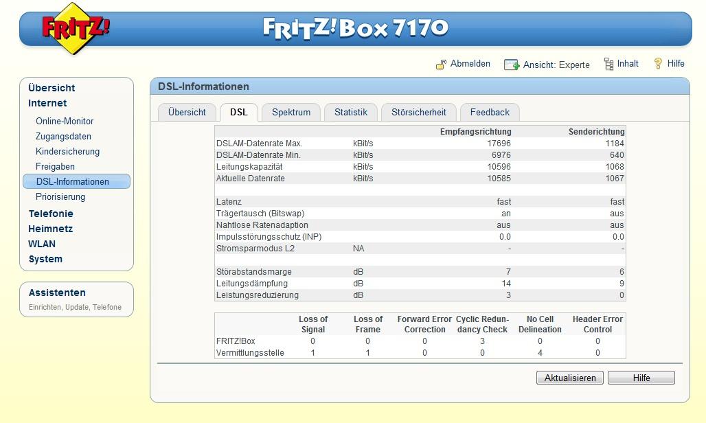 probleme wlan fritzbox