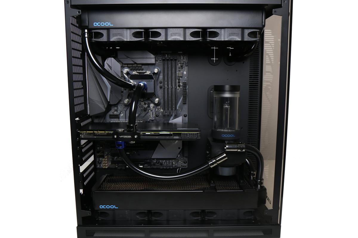 Lian Li PC-O11 - Projekt Saphir-befuellen-1-.jpg