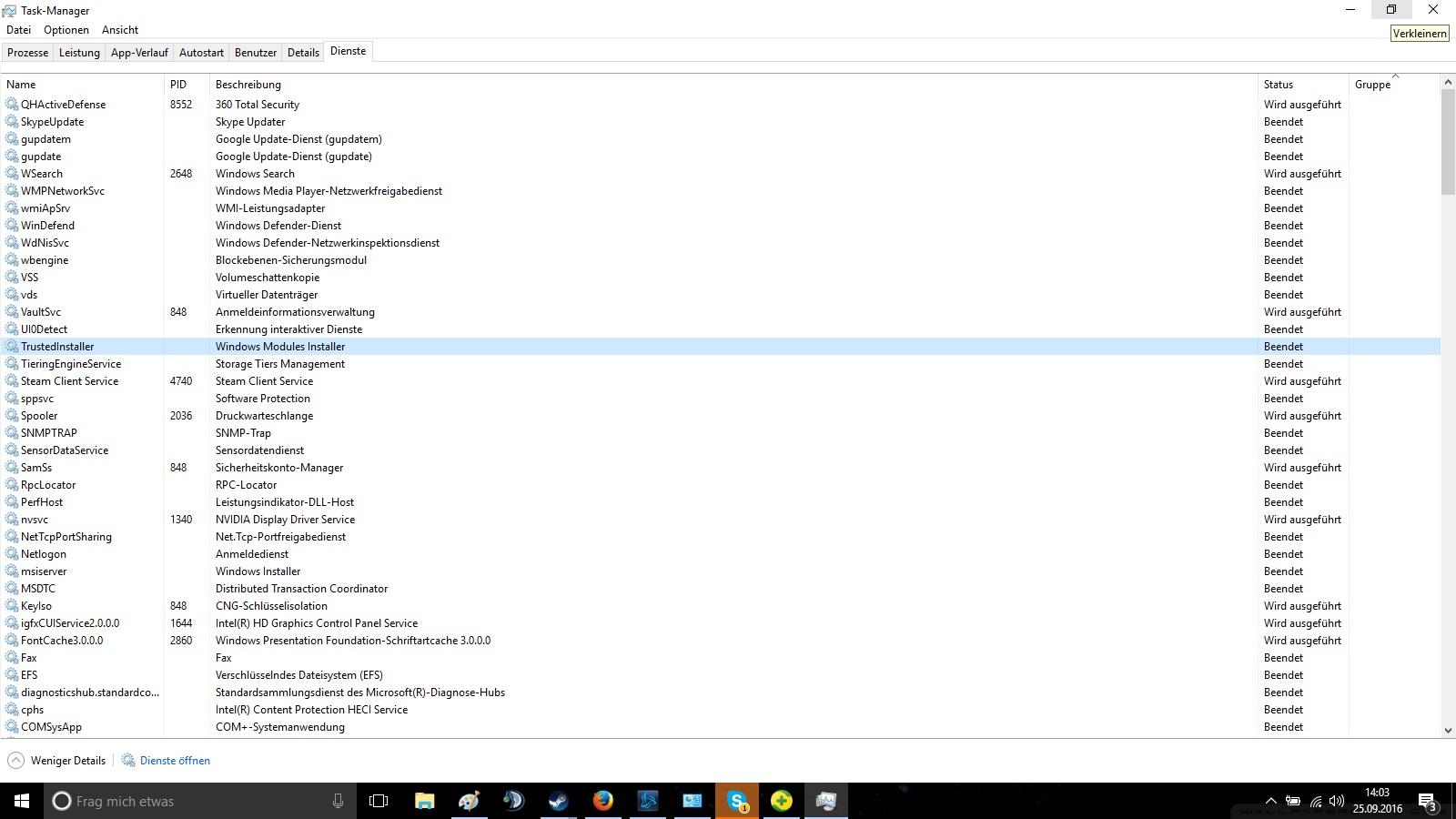 woher weiß ich ob ich windows 7 habe