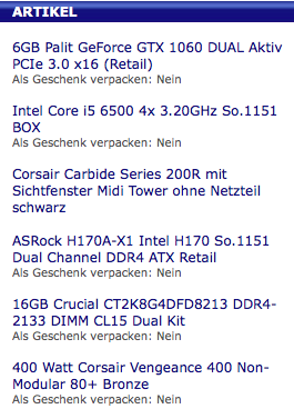 gaming pc bis 700 euro