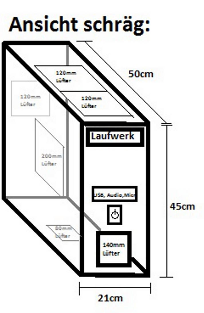 neues case selber bauen nieten oder schrauben. Black Bedroom Furniture Sets. Home Design Ideas