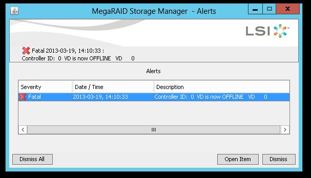IBM M5014 Raid-Controller [ Flash-Anleitung, Benchmarks, etc  ]