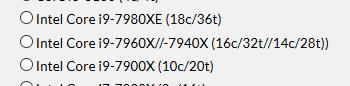 Klicken Sie auf die Grafik für eine größere Ansicht  Name:Core i9 7920x.PNG Hits:22 Größe:5,0 KB ID:984598