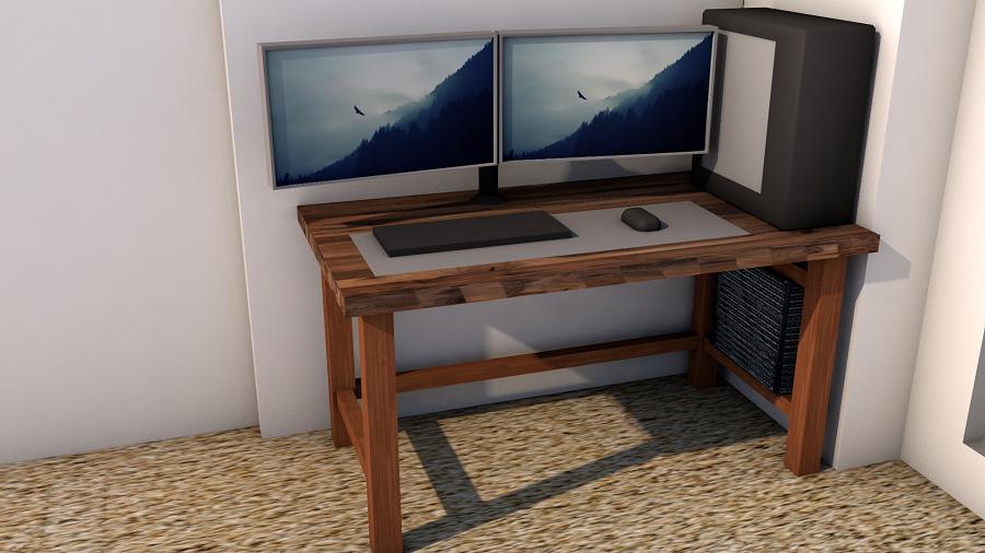langzeittagebuch ein tisch entsteht von grund auf lets go. Black Bedroom Furniture Sets. Home Design Ideas