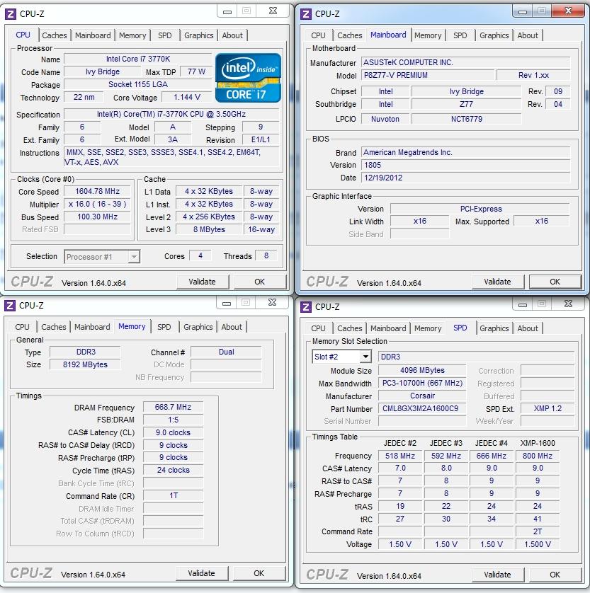 Klicken Sie auf die Grafik für eine größere Ansicht  Name:CPU-Z.jpg Hits:148 Größe:374,3 KB ID:664152