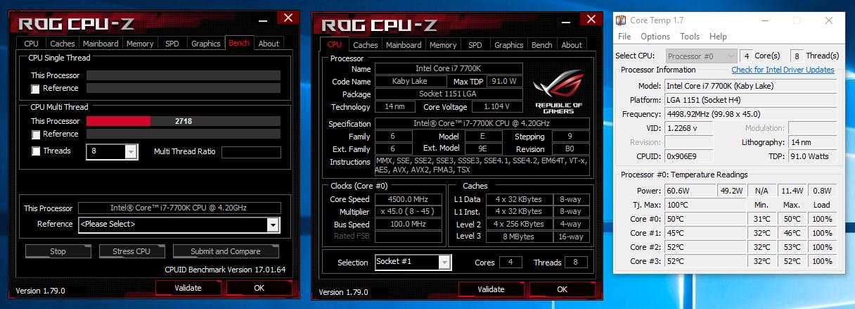 Klicken Sie auf die Grafik für eine größere Ansicht  Name:CPUZ vs CoreTemp.png Hits:18 Größe:135,1 KB ID:957797