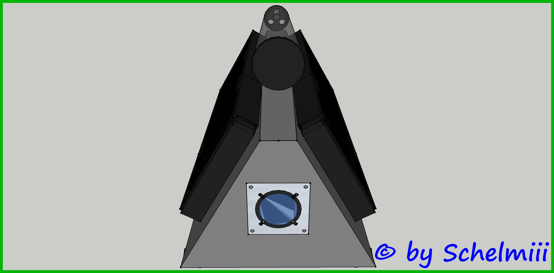 Klicken Sie auf die Grafik für eine größere Ansicht  Name:Dachversion3mit Lüfter+Radi+Filter+AGB2_(ARC.Mod.bySchelmiii).jpg Hits:3102 Größe:75,0 KB ID:432300