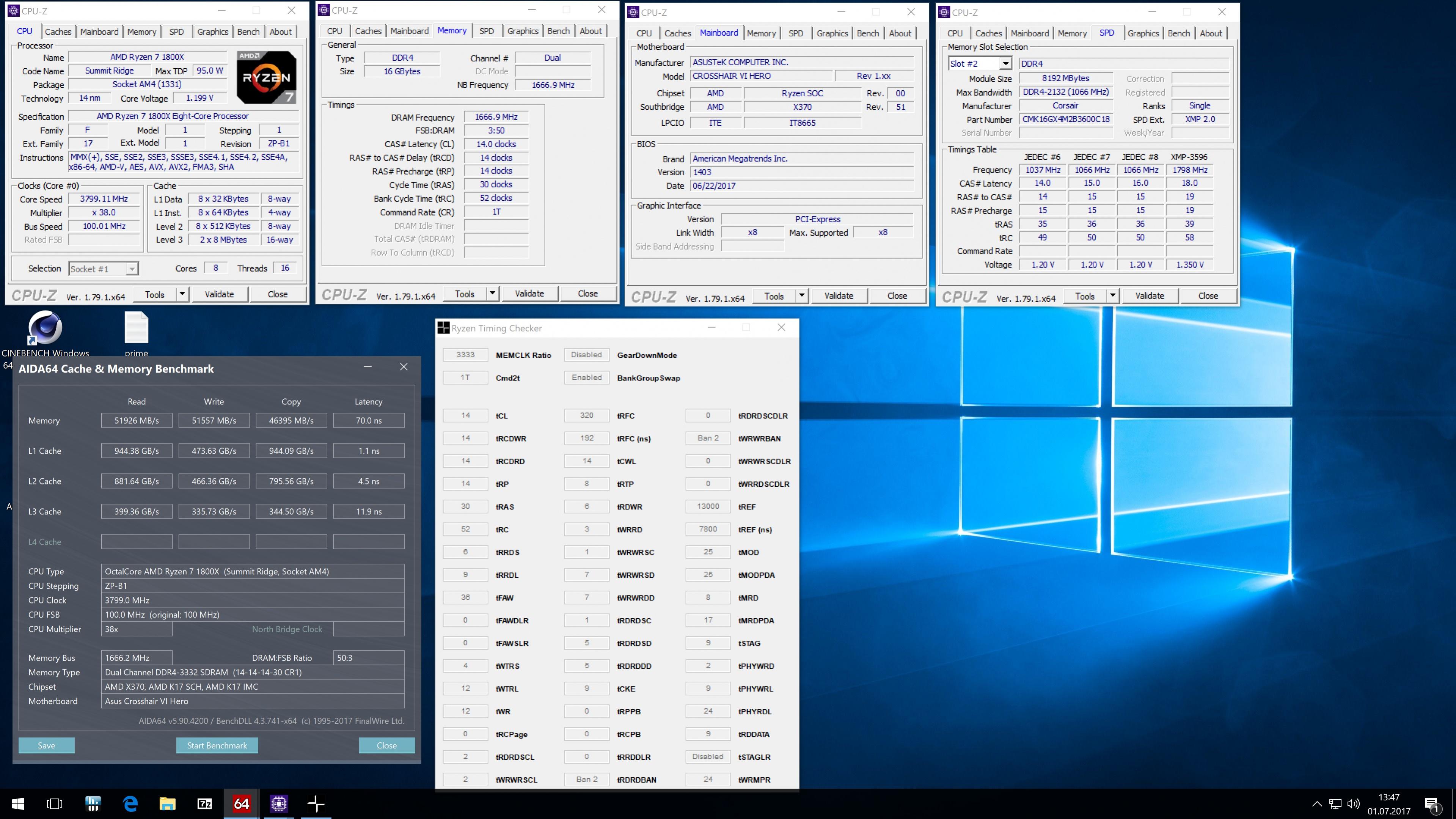 Klicken Sie auf die Grafik für eine größere Ansicht  Name:DDR4-3333_1403Beta.jpg Hits:133 Größe:1,63 MB ID:959784