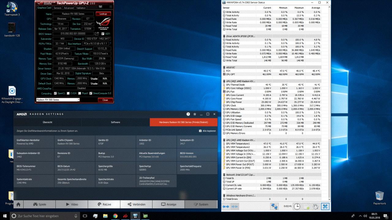 BIOS-Mod] RX480 -> RX580 Conversions & Custom Mod How-to RX470/RX480