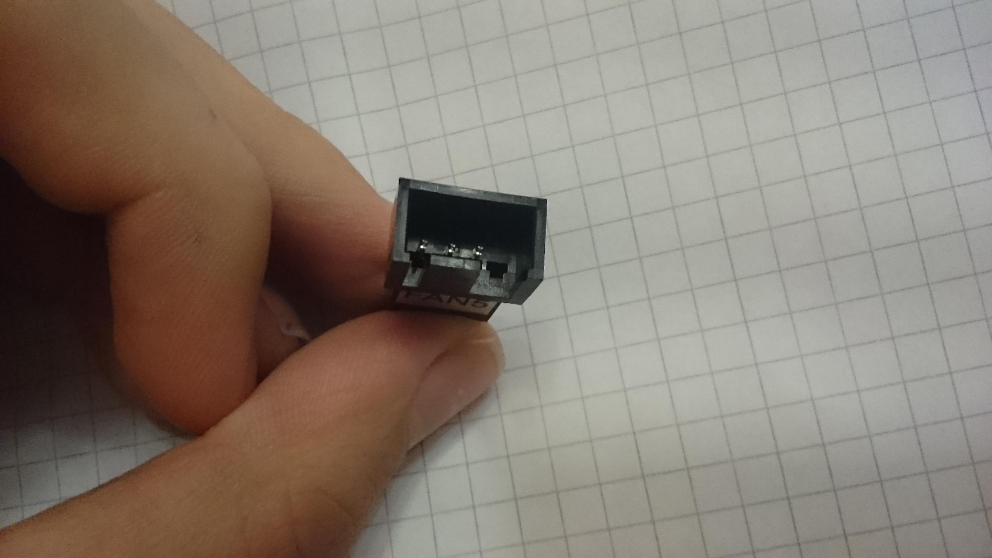 Adapter für LED-Streifen mit 2pin \
