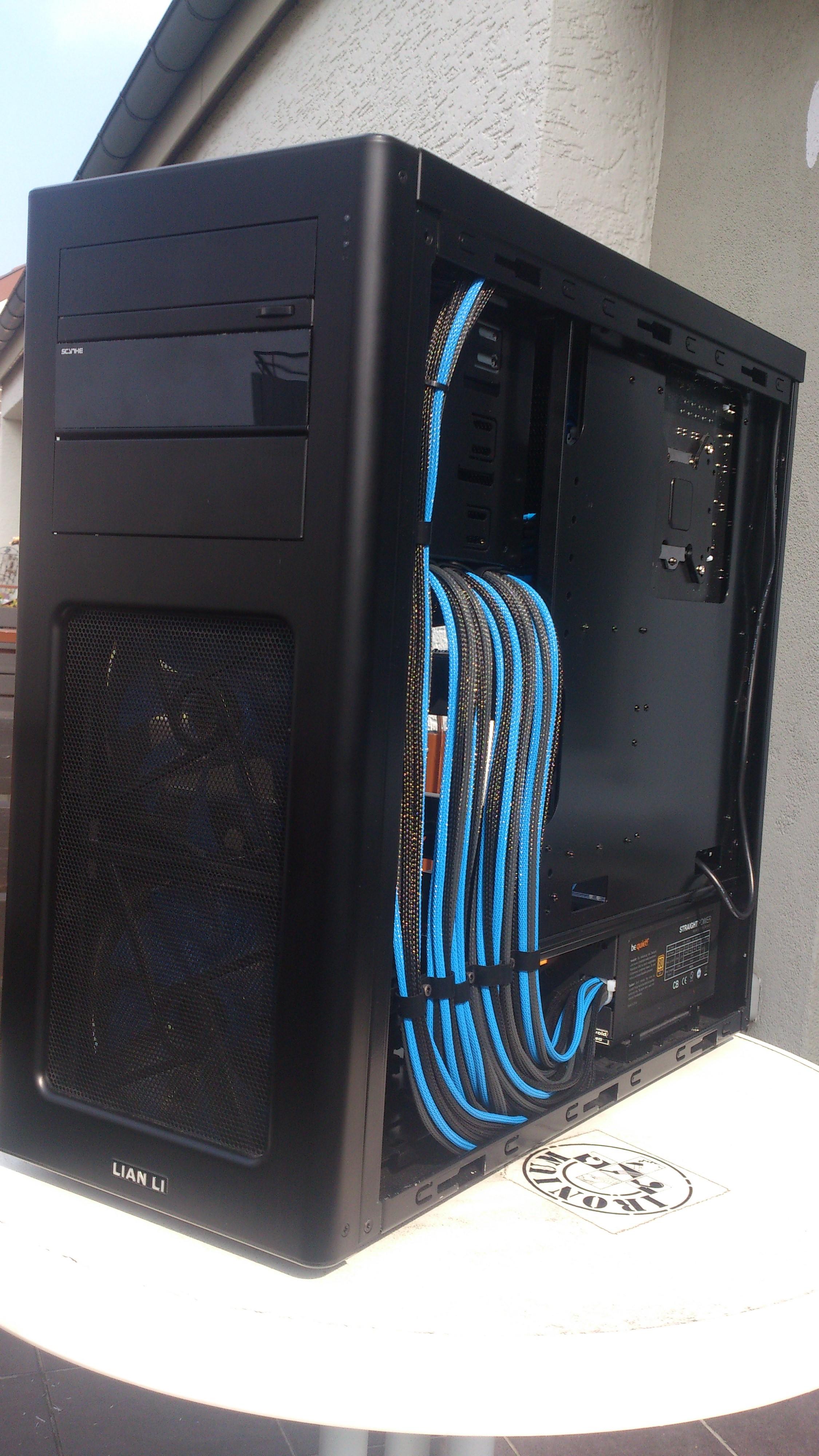 Kabel + Stecker für selbstbauten