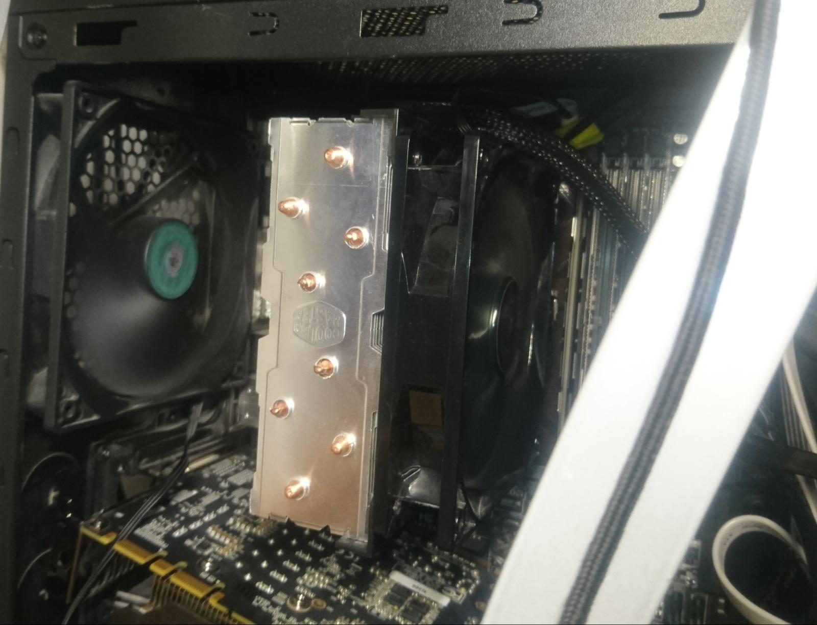 PC Stürzt Beim Spielen Ab Monitor Wird Schwarz Lüfter Drehen Auf - Pc sturzt beim minecraft spielen ab