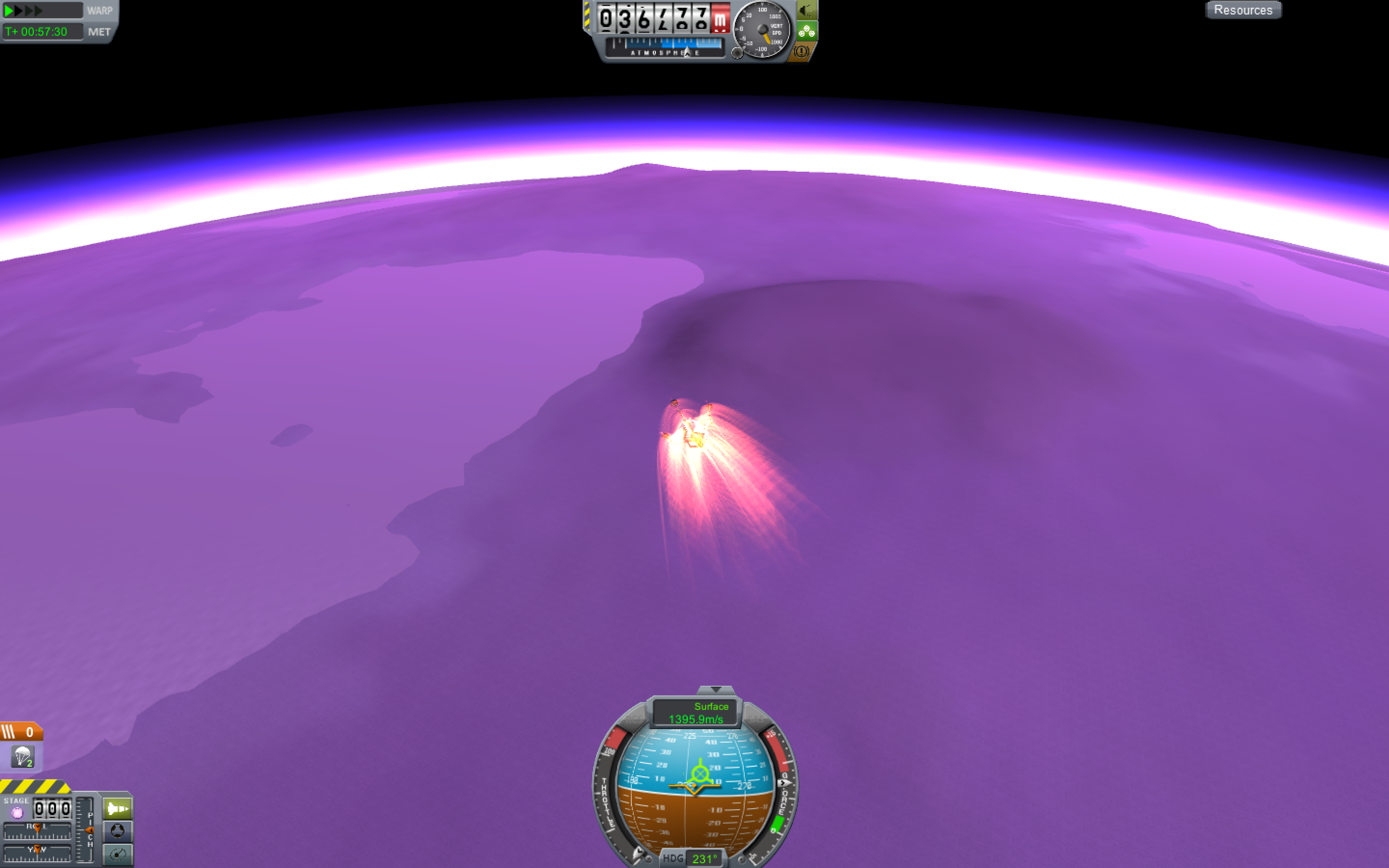 kerbal space program re entry - photo #46