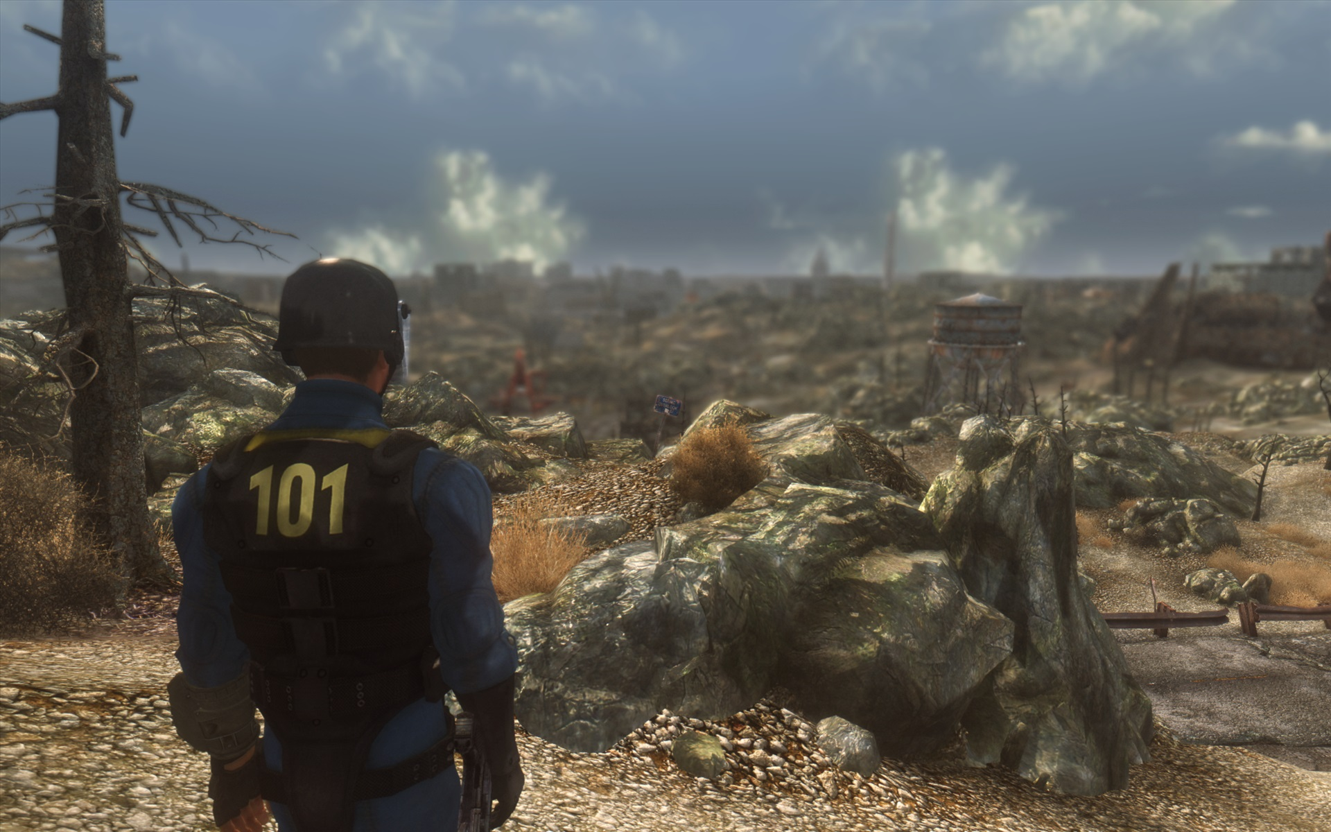 Fallout 3 Extreme Graphics Ferisgraphics