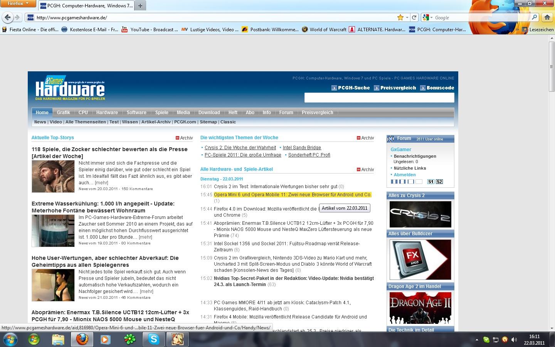 Firefox Klassische Ansicht