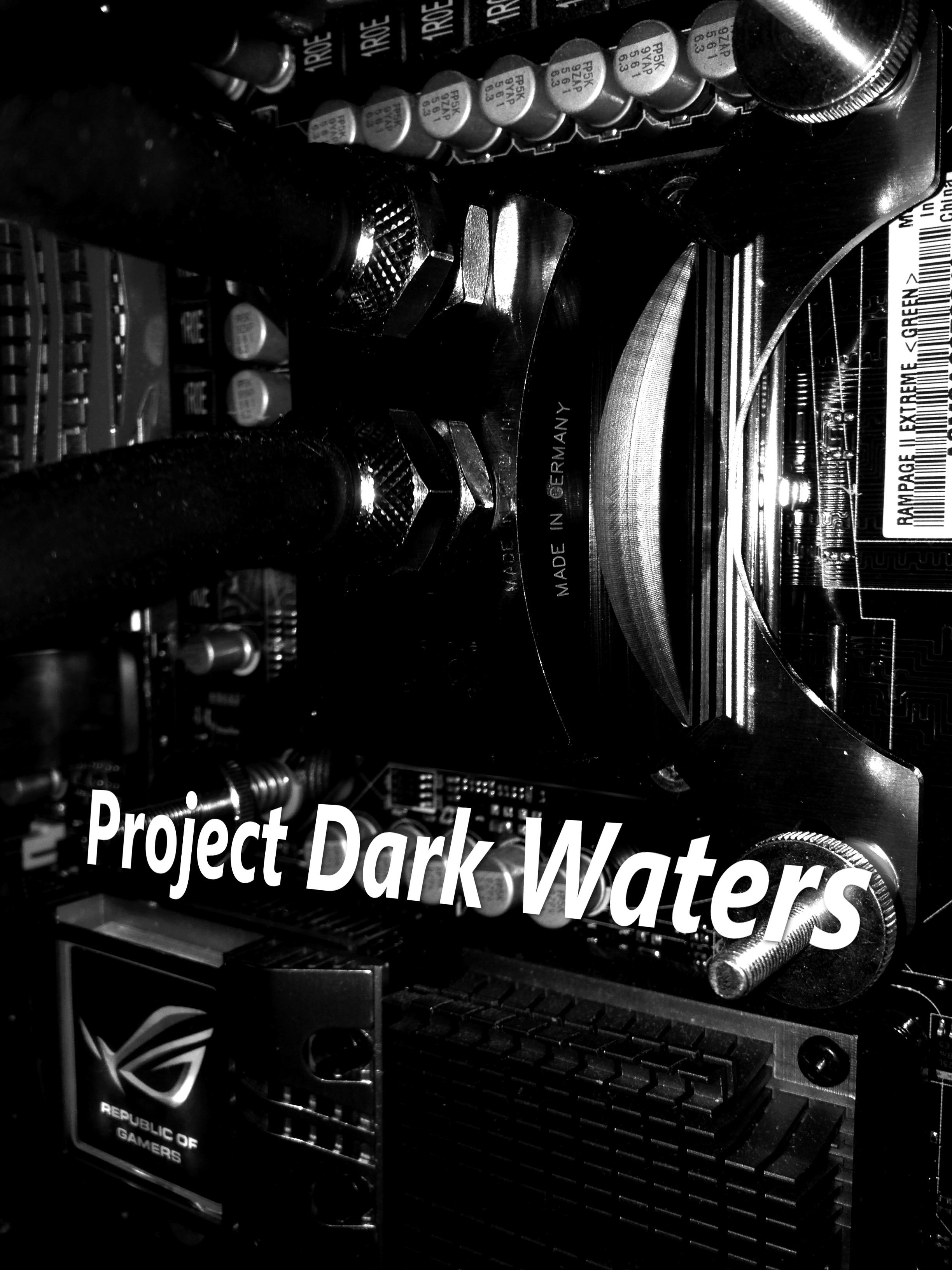 WaKü Projekt: Dark Waters