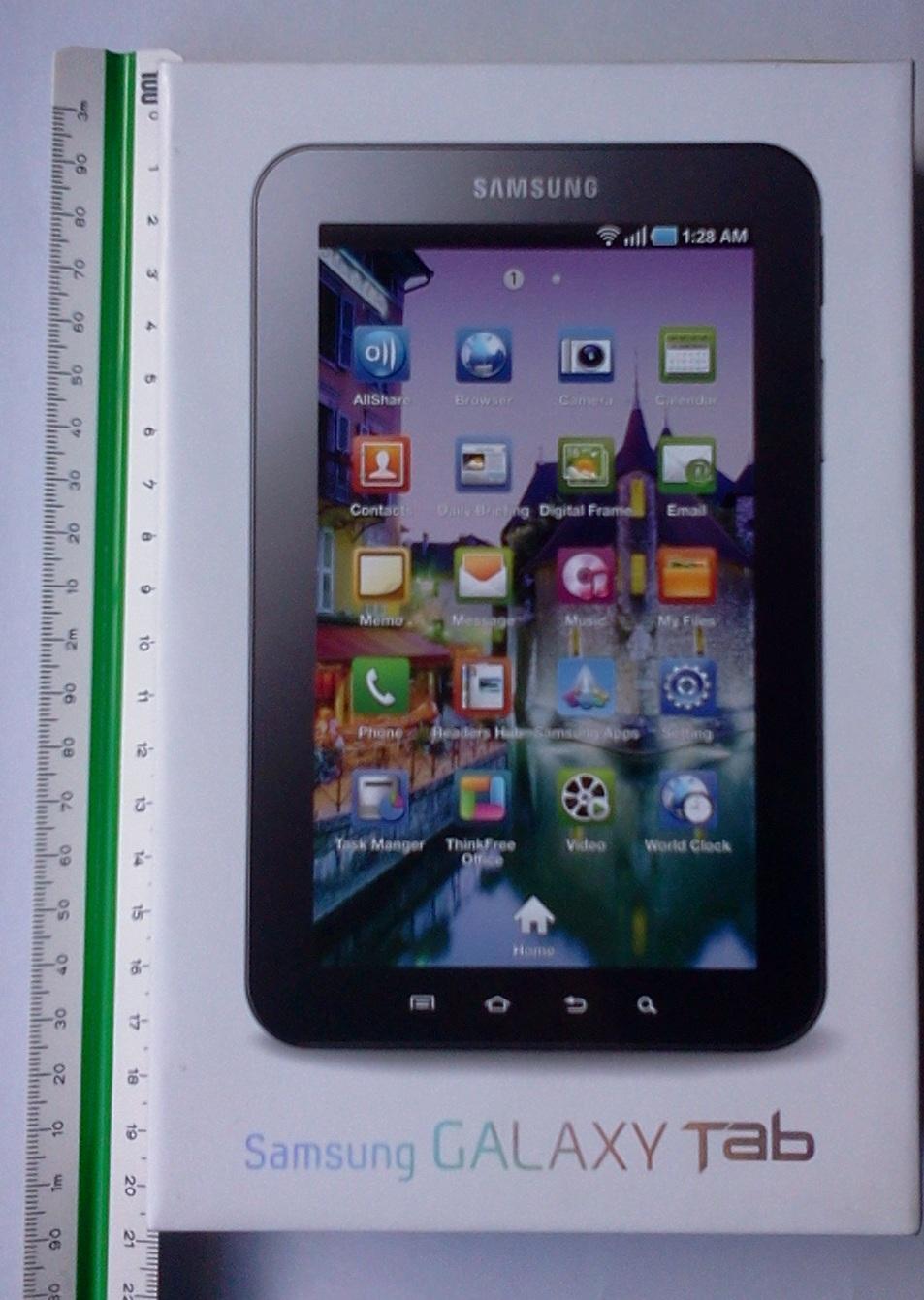"Samsung Galaxy Tab 7"",Rückblick, Praxistest und Alltagsleben"