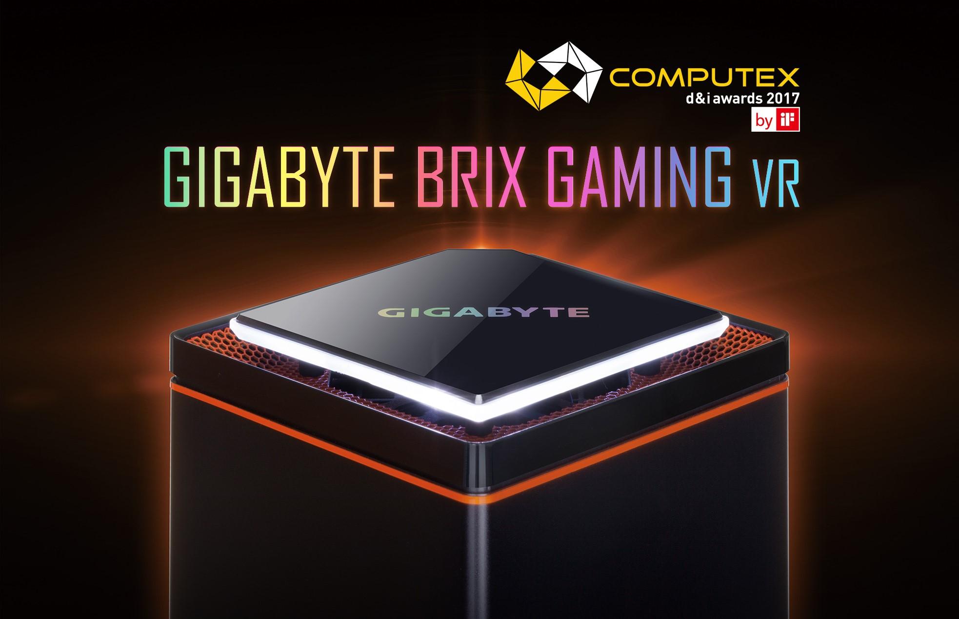 Willkommen zu den GIGABYTE Aktionen und Informationen gigabyte brix vr
