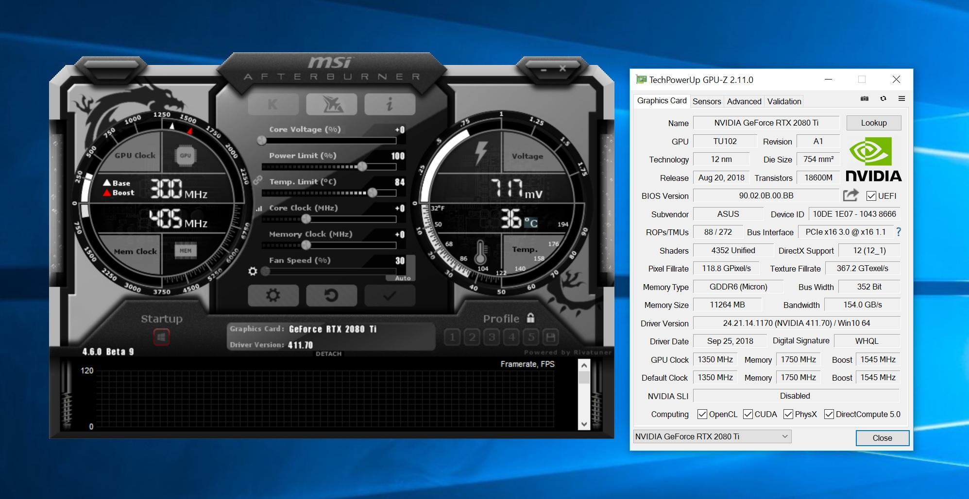 Geforce RTX 2080 entfesselt: Spar-Karte wird per BIOS-Mod zum Top