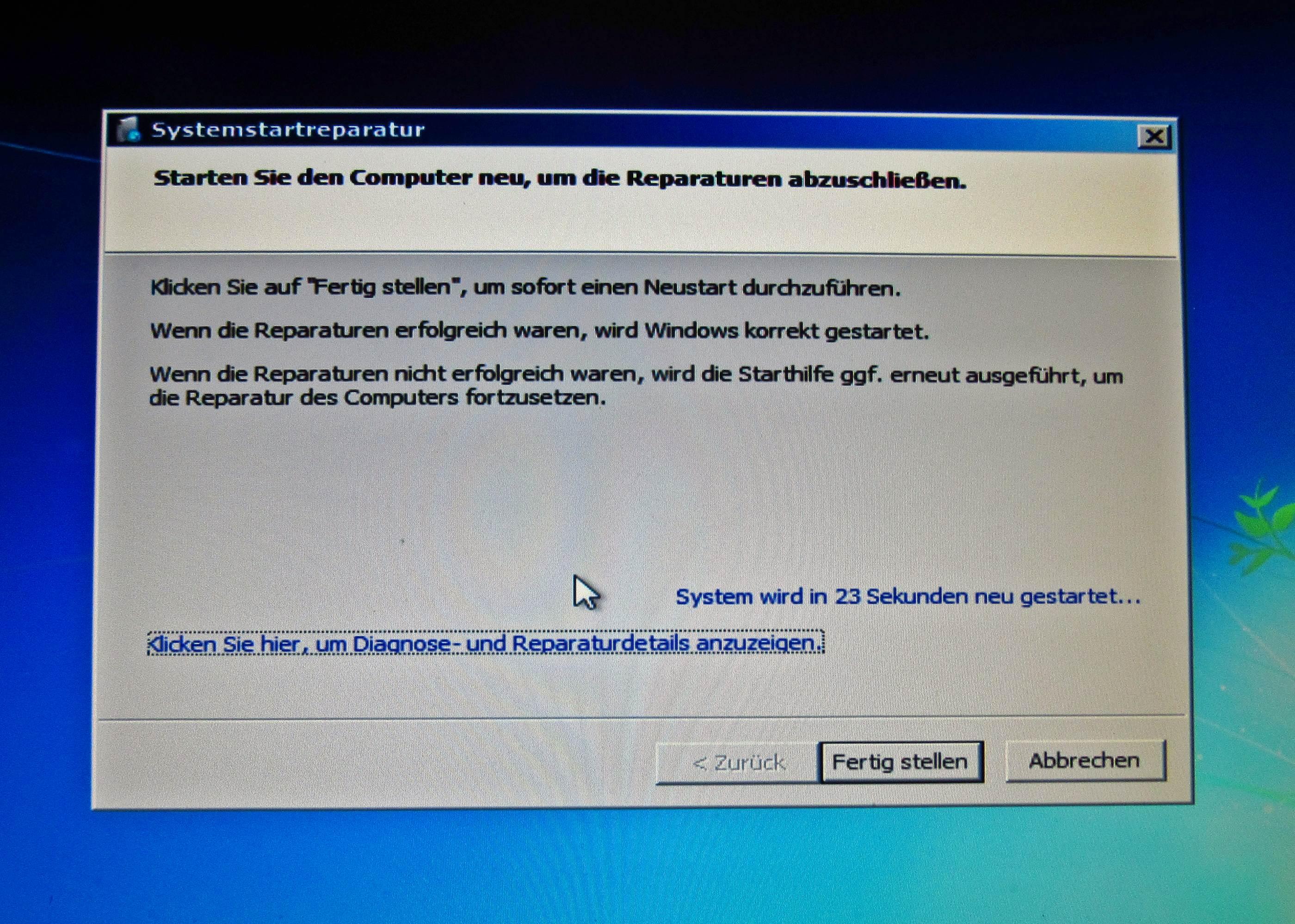 Windows 7 Update Hängt Nach Neustart