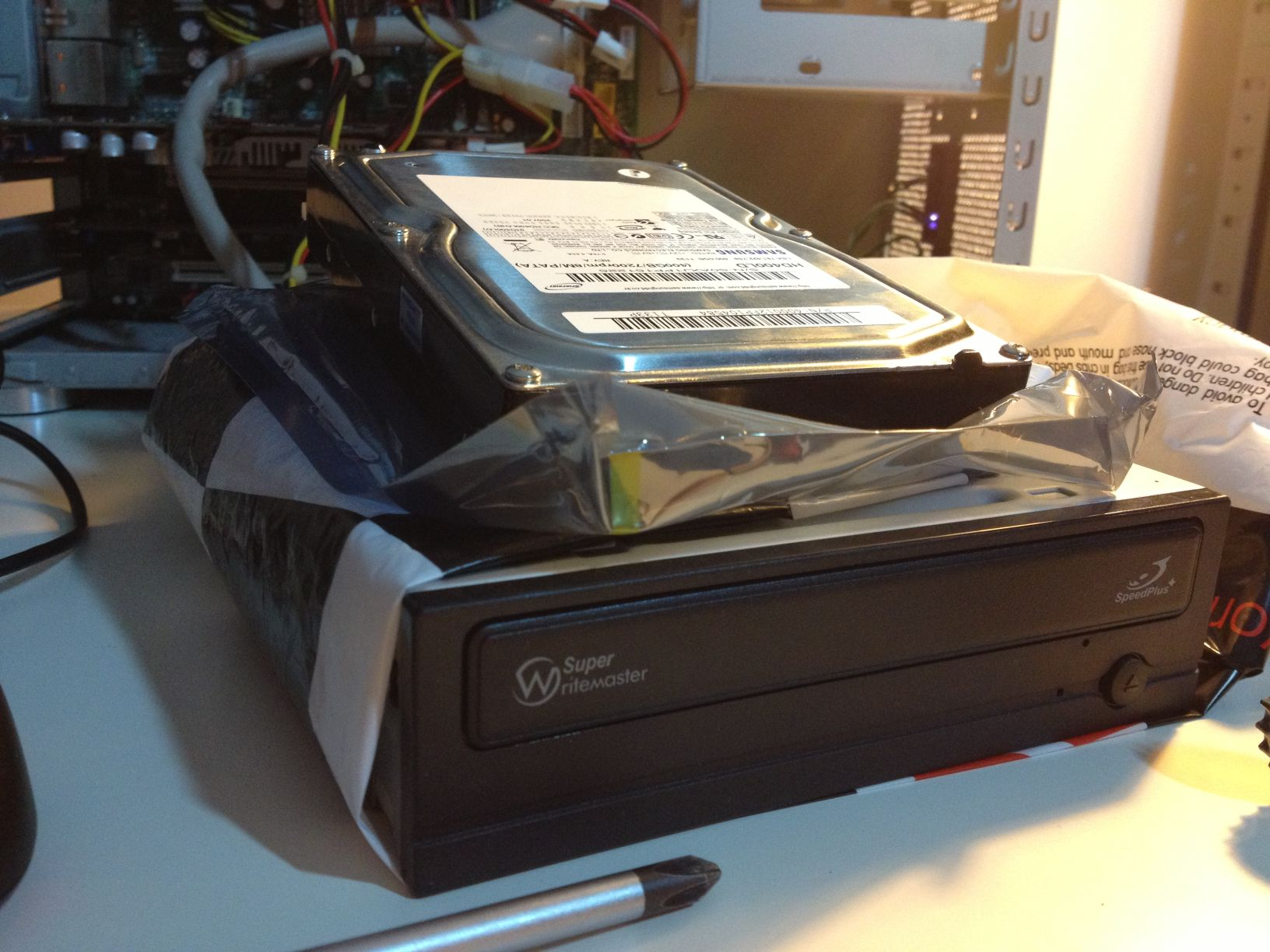 [TAGEBUCH] Quick & Dirty : Keller-Retro PC Tagebuch *Von wegen abgeschlossen* Chieftec CS 601 ;-)-image003.jpg