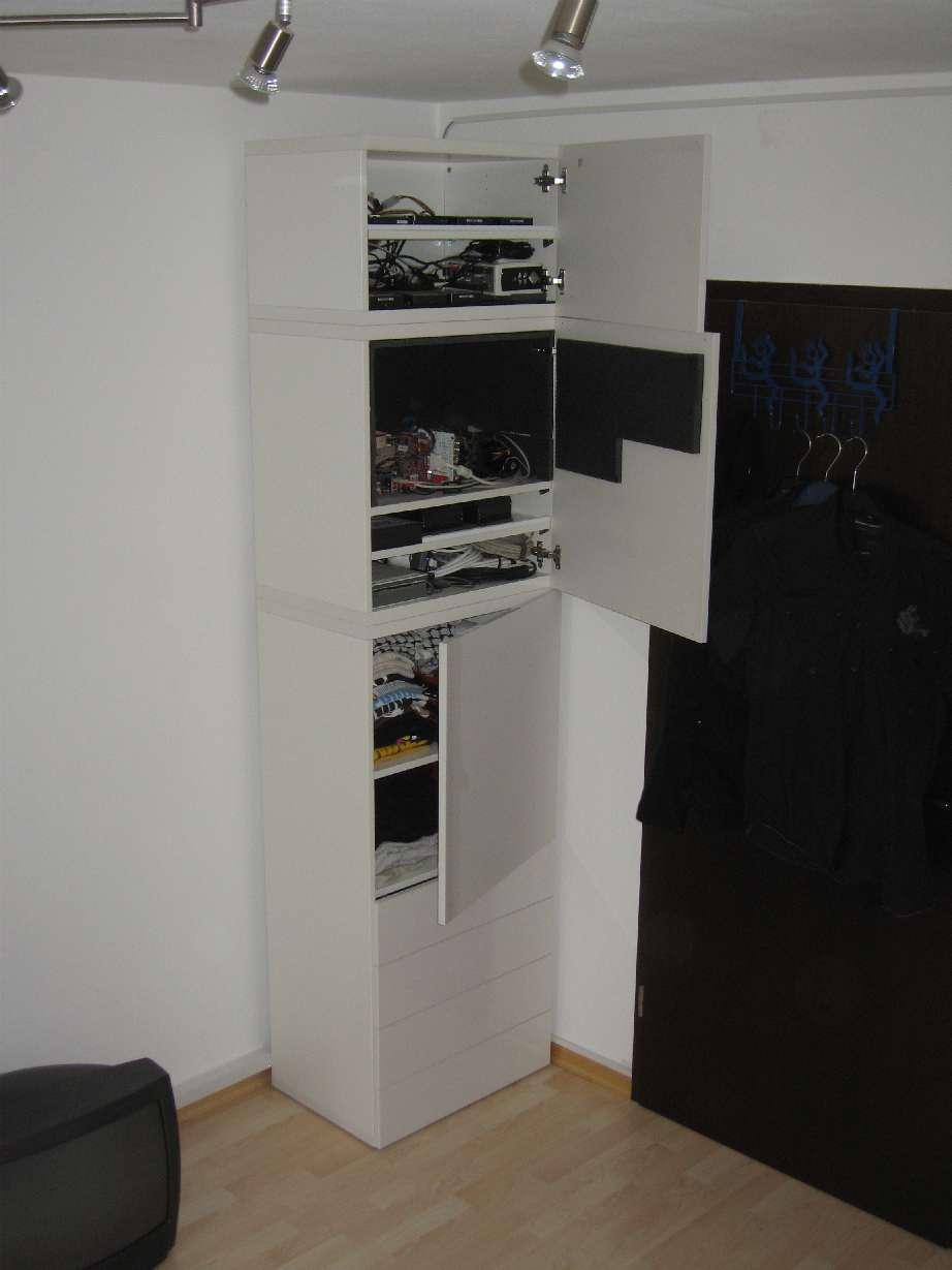 pc im schrank casemod seite 4. Black Bedroom Furniture Sets. Home Design Ideas