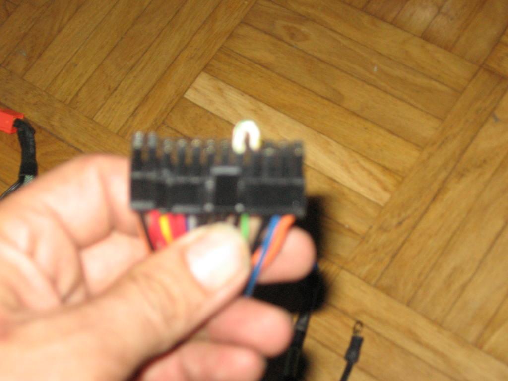 Wie PC Netzteil ohne PC betreiben?